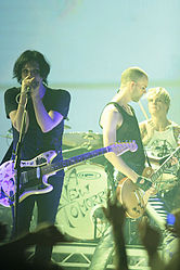 Placebo im November 2009