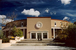 New Mexico Capitol