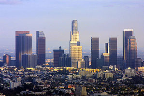 Skyline von Los Angeles (Downtown LA)